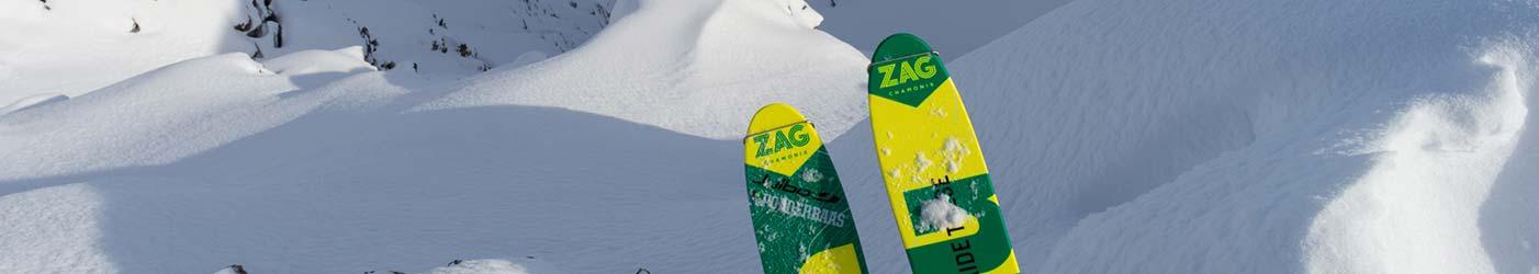 Zag ski