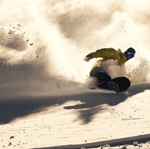 Black Friday Snowboard