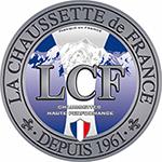 Logo LA CHAUSSETTE DE FRANCE