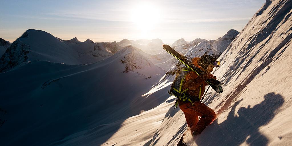 image ski de rando