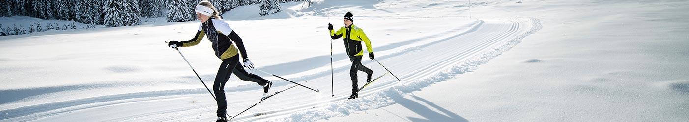 Fischer ski de fond