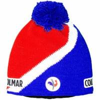 COLMAR MEN & LADIES HAT CYBER BLUE-FUOCOL-WHITE 19