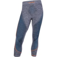 UYN AMBITYON UW PANTS MEDIUM BLK/ATLANTIC/ORANGE SHINY 21