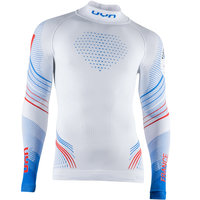 UYN NATYON 2.0 FRANCE UW SHIRT LG SL TURTLE NECK FRANCE 21