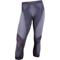 UYN MAN EVOLUTYON UW PANTS MEDIUM CHARCOAL/WHITE/RED 21