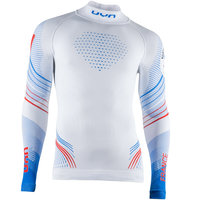 Boutique UYN UYN NATYON 2.0 JUNIOR FRANCE UW SHIRT LG SL TURTLE NECK FRANCE 21 - Ekosport