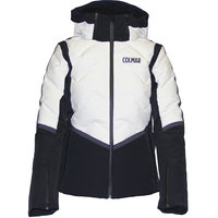 COLMAR MALOJA LADIES SKI DOWN JACKET WHITE 21
