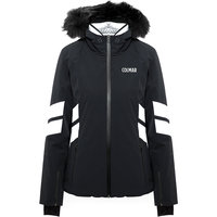 COLMAR GRANRISA LADIES SKI JACKET + FUR BLACK 21