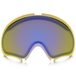 Oakley Repl Lens Crowbar L Hi Yellow Iridium Louisiana