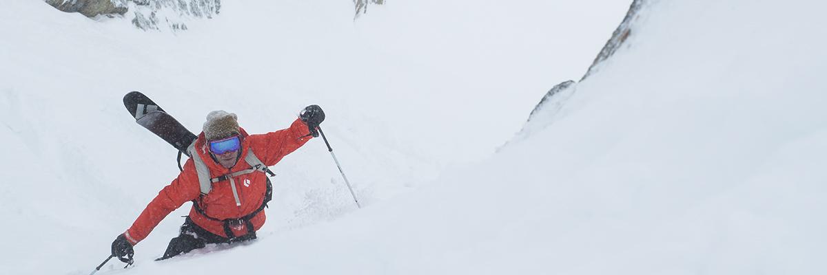 Black Diamond ski de randonnée