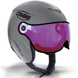 Visor helmets new light r blanc ecran rose miroir 2016 for Miroir noir review