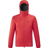 Salomon Drifter Loft Hoodie M Biking Redfiery Red 2019 54