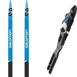Cheap Cross country ski package Advanced until 50% on Ekosport
