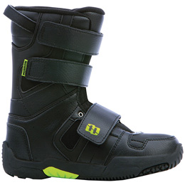 Boots MORROW MORROW SLICK JR BLACK 15 - Ekosport