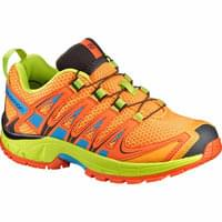 Collection SALOMON SALOMON XA PRO 3D K BRIGHT MGOLD/FLAME/LIME PUNCH 17 - Ekosport