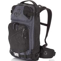 Bagagerie ARVA ARVA PICTURE BACKPACK CALGARY BLACK/GREY 18 - Ekosport