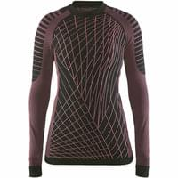 Haut CRAFT CRAFT 1D ACTIVE INTENSITY RAS COU ML W RICH/PANIC 18 - Ekosport