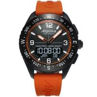 ALPINA WATCHES ALPINERX 45MM ORANGE 20