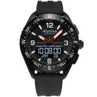 ALPINA WATCHES ALPINERX 45MM BLACK 20