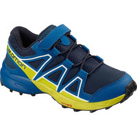 Collection SALOMON SALOMON SPEEDCROSS BUNGEE K POSEIDON/SKY DIVER/SULPHUR SPRING 19 - 00 - Ekosport