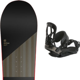 Exclusions Nidecker NIDECKER NIDECKER PLAY 18 + DRAKE FIFTY BLACK 18 - Ekosport