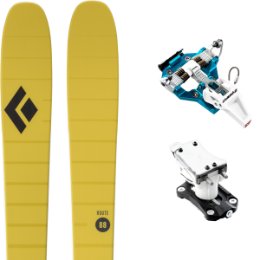 Landing housse ski offerte 2018 BLACK DIAMOND BLACK DIAMOND ROUTE 88 19 + DYNAFIT SPEED TURN 2.0  BLUE/WHITE 16 - Ekosport