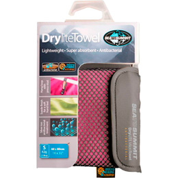 Offre spéciale SEA TO SUMMIT SEA TO SUMMIT DRYLITE TOWEL S BERRY 17 - Ekosport