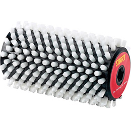 START BROSSE ROTATIVE EN NYLON 110MM 20