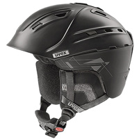 UVEX PLUS 2 BLK 18