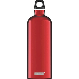 Hydratation SIGG SIGG TRAVELLER 1L RED 16 - Ekosport