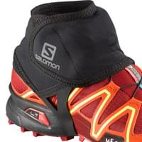 SALOMON TRAIL GAITERS LOW BLACK 20