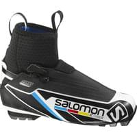 Chaussure de ski SALOMON SALOMON RC CARBON BLACK/WHITE 16 - Ekosport