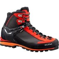 SALEWA CROW GTX BLACK/PAPAVERO 20