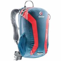 DEUTER SPEED LITE 15 BLEU ARCTIQUE/ROUGE 17