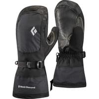 BLACK DIAMOND MERCURY MITTS BLACK 20