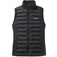 Collection PATAGONIA PATAGONIA DOWN SWEATER VEST BLACK W 21 - Ekosport