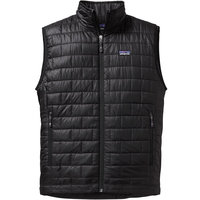 Collection PATAGONIA PATAGONIA NANO PUFF VEST BLACK 20 - Ekosport