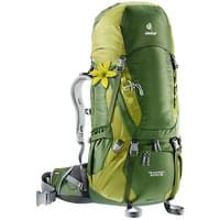DEUTER AIRCONTACT 50+10 SL PIN/MOUSSE 18