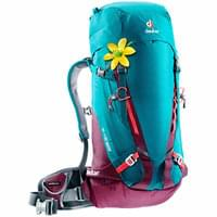 DEUTER GUIDE 30+ SL BLEU PETROLE/MURE 18