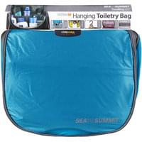 SEA TO SUMMIT HANGING TOILETRY BAG L BLUE/GREY 19