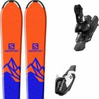 Collection SALOMON SALOMON QST MAX JR M + E L7 B80 19 - Ekosport