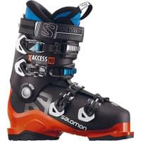 Matériel SALOMON SALOMON X ACCESS 90 BLACK/OR/IND.BLUE 19 - Ekosport