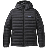 Collection PATAGONIA PATAGONIA DOWN SWEATER HOODY BLACK 21 - Ekosport
