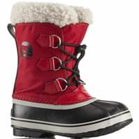 SOREL YOOT PAC NYLON JR ROCKET 19