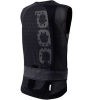 POC SPINE VPD AIR VEST SLIM FIT URNM BLACK 21