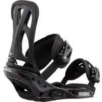 BURTON INFIDEL DISC BLACK 20