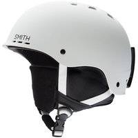 Casques SMITH SMITH HOLT 2 MATTE WHITE 21 - Ekosport