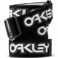 OAKLEY STRETCH SNOW BELT JET BLACK 20