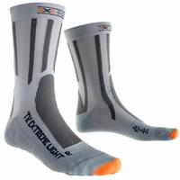 X-SOCKS TREK EXTREME LIGHT GRIS/MARRON 18