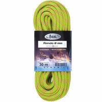 BEAL RANDO 8MMX20M GOLDEN DRY YELLOW 20